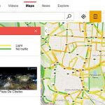 Microsoft Bing Maps now with Traffic Cameras