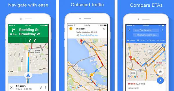 Google-Maps-Traffic-Alerts