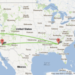 Multiple Destinations Routes with Google Maps