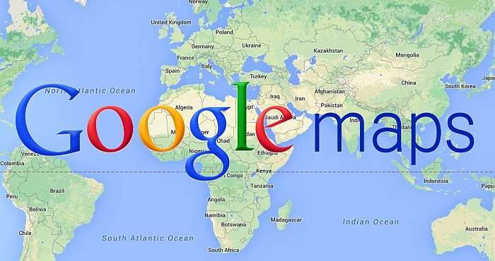 Features of Google Maps | DownloadMaps.org